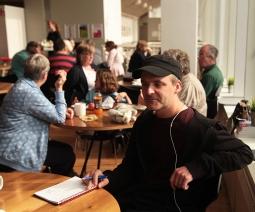 Collaborative musician Tim