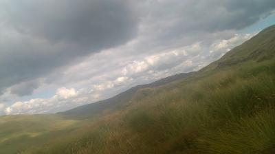 Llwybrau r Defaid sheep paths go pro 4